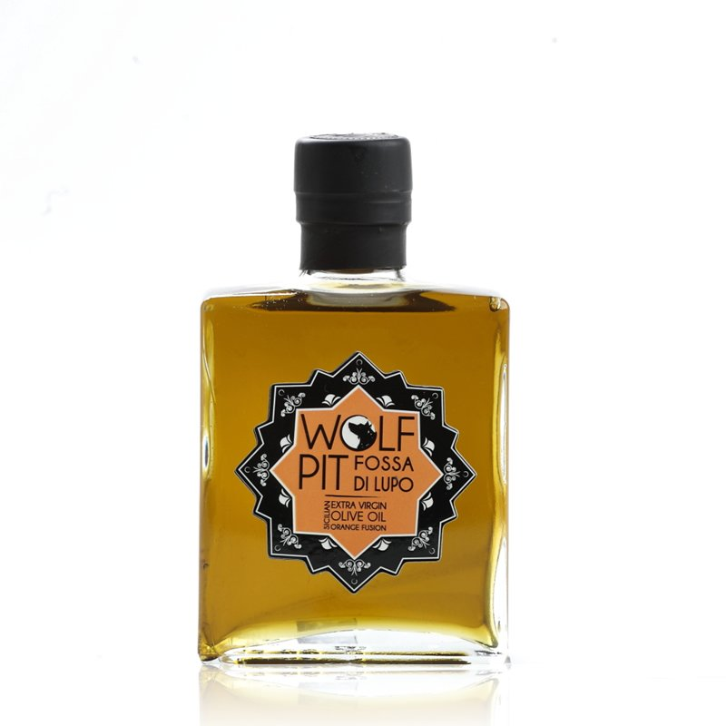 Single Bottle:<br/> 200ml Orange Fusion